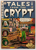 Golden Age (1938-1955):Horror, Tales From the Crypt #25 (EC, 1951) Condition: VG....