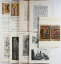 Books:Books about Books, [Books About Books]. Group of Nine Bookseller Catalogs from William H. Schab Gallery. Very good or better in pub... (Total: 9 Items)