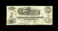 Confederate Notes:1862 Issues, T40 PF-7 $100 1862. This interesting note was issued in Houston inNovember 1862 and then it was re-issued there in March 18...