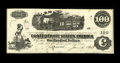 Confederate Notes:1862 Issues, T40 $100 1862. This bright $100 dated January 6, 1863 was issued byMajor and Assistant Quarter Master R.M. Mason. He was an...