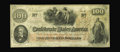 Confederate Notes:1862 Issues, T41 PF-13 $100 1862. This wonderful note is a Criswell 330A withthe J Whatman 1862 watermark. It also has an 1863 date and ...