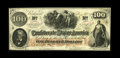 Confederate Notes:1862 Issues, T41 $100 1862. Embossing is strong on this $100 that was printed onJ Whatman 1862 watermarked paper. Extremely Fine-About...