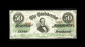 Confederate Notes:1863 Issues, T57 PF-8 $50 1863. Embossing is noticed on this $50 that was chosenwith care by our consignor. Choice Crisp Uncirculated....