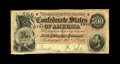 Confederate Notes:1864 Issues, T64 $500 1864. The back of this note was used to add up in pencil how much Confederate money a person had at one time. Fin...