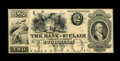 Obsoletes By State:Michigan, Detroit, MI- Bank of St. Clair $2 G26 Proof. Here is a lovely Proof on light cardboard stock with a nice portrait of General...