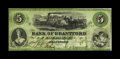 Canadian Currency: , Brantford, Canada West- Bank of Brantford $5 Nov. 1, 1859 Ch.40-10-02-02. A detailed ABNCo note that is problem free. Cr...