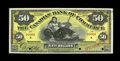 Canadian Currency: , Toronto, ON- Canadian Bank of Commerce $50 June 3, 1893 Ch.75-14-44S Specimen. Nice margins and original surfaces grace thi...