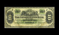 Canadian Currency: , Montreal, PQ- Consolidated Bank $10 July 1, 1876 Ch. 205-10-06. Serial number 12699-C adorns this $10. Serial numbers 12001 ...