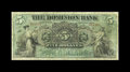 Canadian Currency: , Toronto, ON- Dominion Bank $5 Jan. 2, 1900 Ch. 220-16-06. A scarcenote in any grade with this Very Good-Fine example sh...