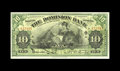 Canadian Currency: , Toronto, ON- Dominion Bank $10 Jan. 2, 1925 Ch. 220-18-10.Originality is a trademark of this $10. Very Fine.. FromTh...