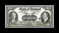Canadian Currency: , Montreal, PQ- Bank of Montreal $10 Jan. 2, 1931 Ch. 505-58-04. This $10 is well preserved with nice margins and color. Cho...