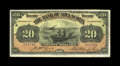 Canadian Currency: , Halifax, NS- Bank of Nova Scotia $20 Jan. 2, 1925 Ch. 550-28-16. Anelusive note in VF and above with this example sporting ...