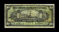 "Canadian Currency: , Montreal, PQ- Royal Bank of Canada $10 Jan. 2, 1913 Ch. 630-12-08.A scarce note that is often referred to as the ""Other Bat..."