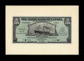 Canadian Currency: , Basseterre, St. Kitts,- Royal Bank of Canada $5 Jan. 2, 1920 Ch.630-58-02 Face and Back Proofs. The Charlton reference does...(Total: 2 notes)