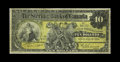 Canadian Currency: , Montreal, PQ- Sterlimg Bank of Canada $5 Jan. 3, 1927 Ch. 700-10-04. A small hole produced by folding is at the center of th...