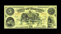Canadian Currency: , Toronto, ON- Bank of Toronto $5 Feb. 2, 1914 Ch. 715-22-12. Abright note for the grade that shows even handling. Very Fin...