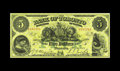 Canadian Currency: , Toronto, ON- Bank of Toronto $5 Oct. 1, 1929 Ch. 715-22-22. A CrispUncirculated $5 with handling observed at the corner...