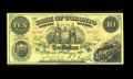 Canadian Currency: , Toronto, ON- Bank of Toronto $10 Feb. 1, 1917 Ch. 715-22-36. Evencirculation on this $10 that has a thin strip of soiling o...