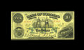 Canadian Currency: , Toronto, ON- Bank of Toronto $10 Feb. 1, 1923 Ch. 715-22-40. Evenlycirculated with a few pinholes. Very Fine.. From T...