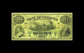 Canadian Currency: , Toronto, ON- Bank of Toronto $20 Feb. 1 1923 Ch. 715-22-60. Theface is brighter than the back on this $20. Fine.. Fro...