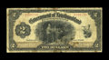 Canadian Currency: , St. John's NF- Government of Newfoundland $2 1920 Ch. NF-13. A very well circulated example with a bit of staining. Very G...