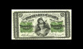 "Canadian Currency: , DC-1a 25¢ 1870. This note bears the plate letter ""A,"" and is a veryrare item in this state of preservation. About Uncircu..."