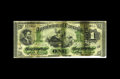 Canadian Currency: , DC-2-a-ii $1 1870. This is one of the classic Canadian rarities, and one which invariably comes only in very low grade. It i...