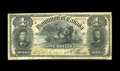 Canadian Currency: , DC-13c $1 1898. An evenly circulated and problem free Fineexample.. From The Halton Lake Collection...