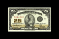 Canadian Currency: , DC-24a 25¢ 1923.. Original surfaces and nice color are highlights of this note. Choice Crisp Uncirculated.. From The H...