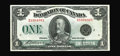 Canadian Currency: , DC-25m $1 1923.. Original paper surfaces claim this beautiful $1that is the key to the King George V $1 notes outside of th...