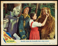 """Movie Posters:Fantasy, The Wizard of Oz (MGM, R-1949). Lobby Card (11"""" X 14"""").. ..."""