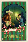 "Movie Posters:Western, The Fighting Edge (Warner Brothers, 1926). One Sheet (27"" X 41"")....."