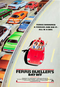 "Movie Posters:Comedy, Ferris Bueller's Day Off (Paramount, 1986). Full-BleedInternational One Sheet (27"" X 40"").. ..."