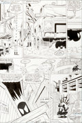 Original Comic Art:Panel Pages, Todd McFarlane The Amazing Spider-Man #299 Page 14 OriginalArt (Marvel, 1988)....