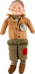 Alfred E. Neuman-Like Doll (Unknown Manufacturer, c. 1920s)