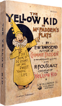 The Yellow Kid in McFadden's Flats #nn (G. W. Dillingham Co., 1897) Condition: Apparent GD/VG