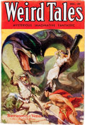 Pulps:Horror, Weird Tales - December '32 (Popular Fiction, 1932) Condition:VG/FN....