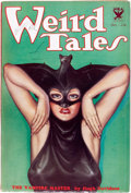 Pulps:Horror, Weird Tales - October '33 (Popular Fiction, 1933) Condition:FN/VF....