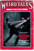 Pulps:Horror, Weird Tales - April '23 (Popular Fiction, 1923) Condition: PR....
