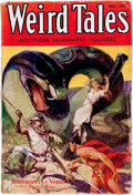 Pulps:Horror, Weird Tales - December '32 (Popular Fiction, 1932) Condition:Apparent VG....