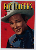 Golden Age (1938-1955):Western, Four Color #63 Roy Rogers (Dell, 1945) Condition: FN-....