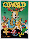 Golden Age (1938-1955):Funny Animal, Four Color #39 Oswald Rabbit (Dell, 1944) Condition: FN....