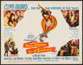 """Movie Posters:Adventure, Five Weeks in a Balloon and Other Lot (20th Century Fox, 1962).Half Sheets (2) (22"""" X 28""""). Adventure.. ..."""