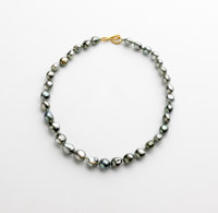 Ted Muehling (American, 20th Century) Keshi Pearl Necklace, 2010 Benefitting The Nature Conservan