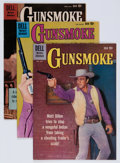 Silver Age (1956-1969):Western, Gunsmoke File Copies Group (Dell, 1960-61) Condition: AverageVF+.... (Total: 6 Comic Books)
