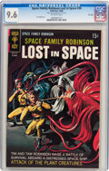 Silver Age (1956-1969):Science Fiction, Space Family Robinson #30 File Copy (Gold Key, 1968) CGC NM+ 9.6 Off-white pages....