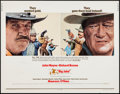 "Movie Posters:Western, Big Jake (National General, 1971). Half Sheet (22"" X 28""). Western.. ..."