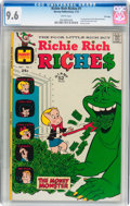 Bronze Age (1970-1979):Humor, Richie Rich Riches #1 File Copy (Harvey, 1972) CGC NM+ 9.6 Whitepages....