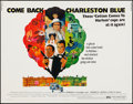 "Movie Posters:Blaxploitation, Come Back Charleston Blue (Warner Brothers, 1972). Half Sheet (22""X 28""). Blaxploitation.. ..."