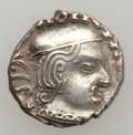Ancients:Ancient Lots  , Ancients: INDIA. Western Satraps. Rudrasena. Ca. 199-222 AD. AR drachm.... (Total: 3 coins)